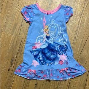 Cinderella nightgown